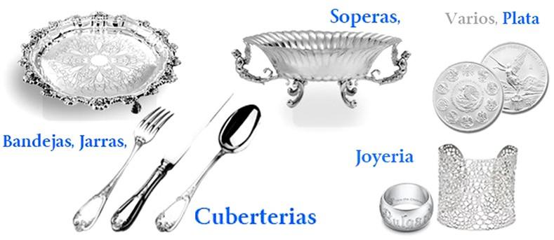 OroCash Valencia compramos y vendemos todo tipo de objetos de plata