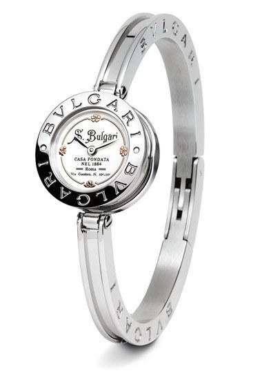 reloj de Bulgari