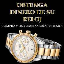 compra venta de relojes