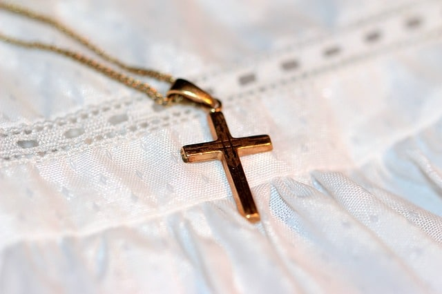 cruz primera comunion