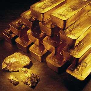 Comprar lingotes de oro