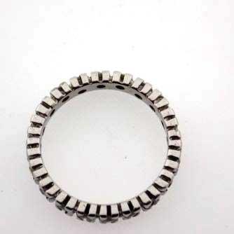 Sortija anillo de plata
