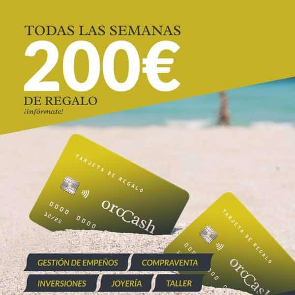 promoción 200